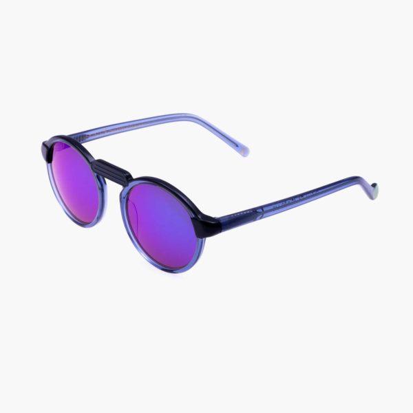 Gafas sol compostables azul mini Proud eyewear