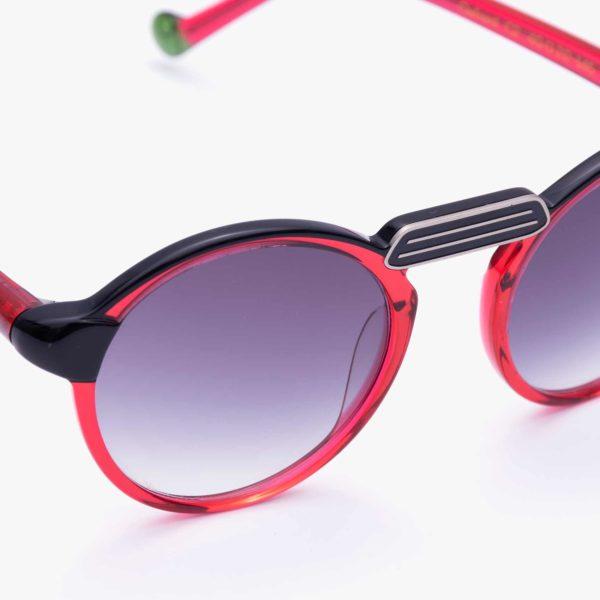 Detalle puente gafas de sol ligeras Oxford de Proud eyewear