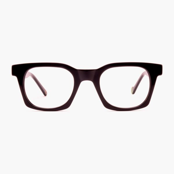 Sustainable design ecological glasses Benimaclet black model