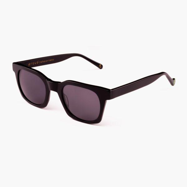 Sustainable Fashion Black Sunglasses