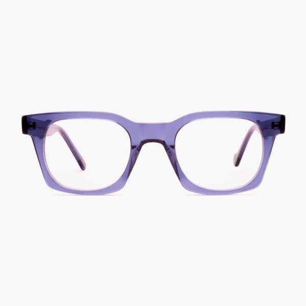 Proud Eyewear Benimaclet Black Sustainable Frame Glasses