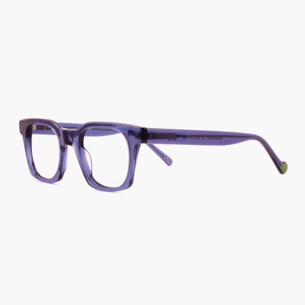 Sustainable fashion glasses Benimaclet blue