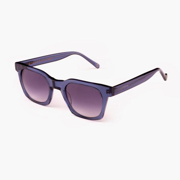Compostable Frame Sunglasses Blue