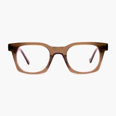 Gafas ecológicas de diseño sostenible modelo Benimaclet verde