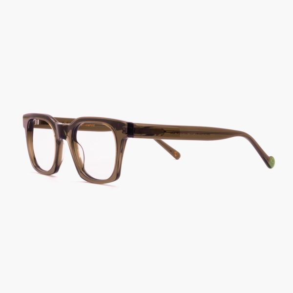 Sustainable fashion glasses Benimaclet green