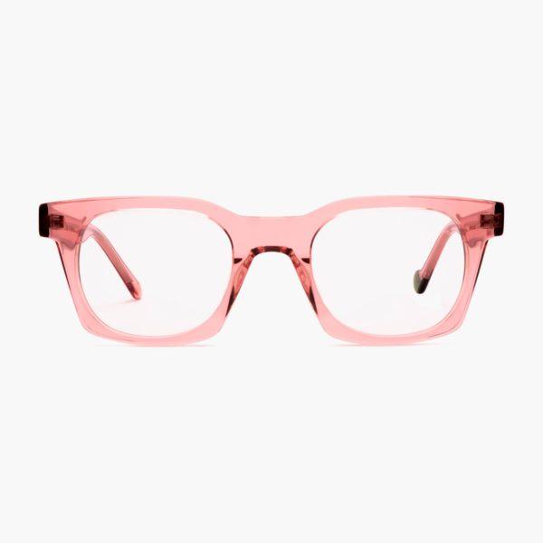 Valencian design ecological glasses Benimaclet Rosa model