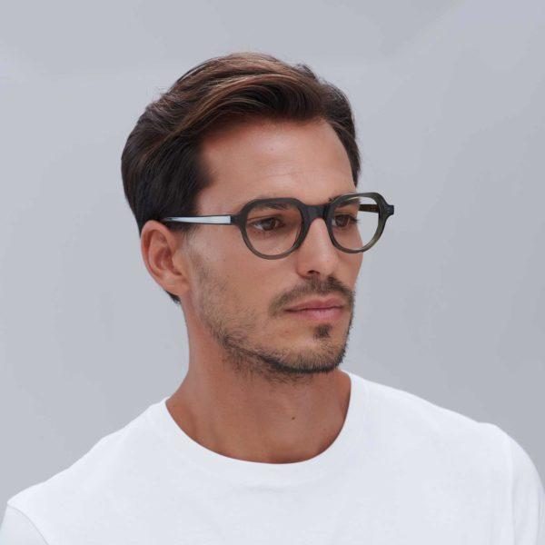 Gafas para gente Proud para hombre graduables color Verde