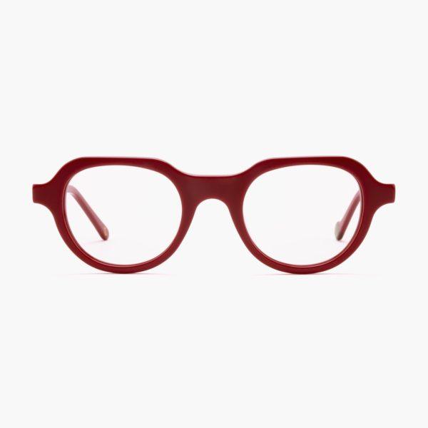 Gafas para gente Proud modelo Cabañal color granate Cabañal de Proud eyewear
