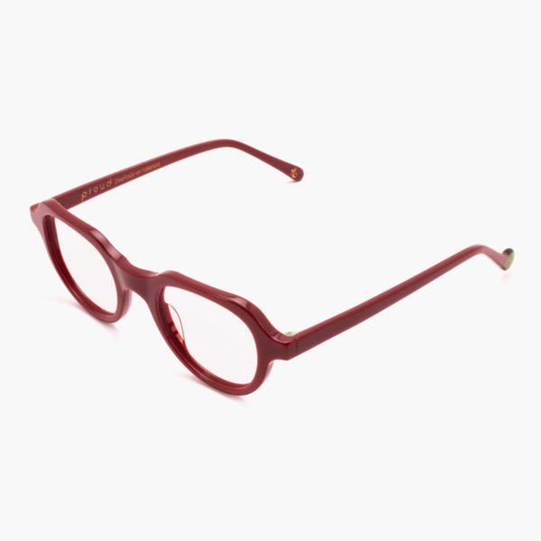 Gafas para gente Proud modelo Cabañal color granate