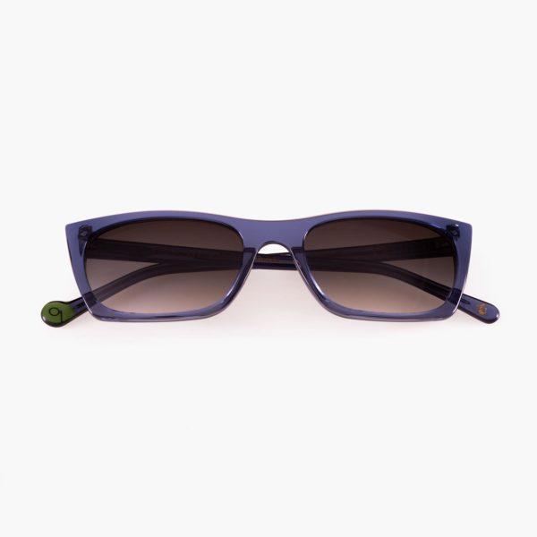 Proud Eyewear Malvarrosa clear frame sunglasses