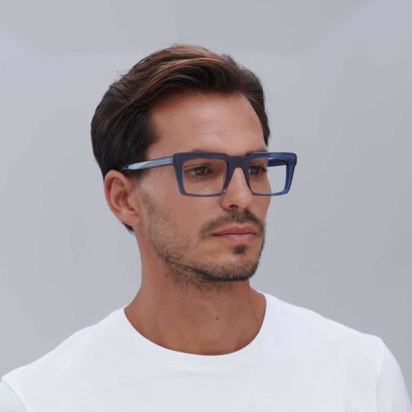 Nazaret: retro glasses with eco-friendly frames
