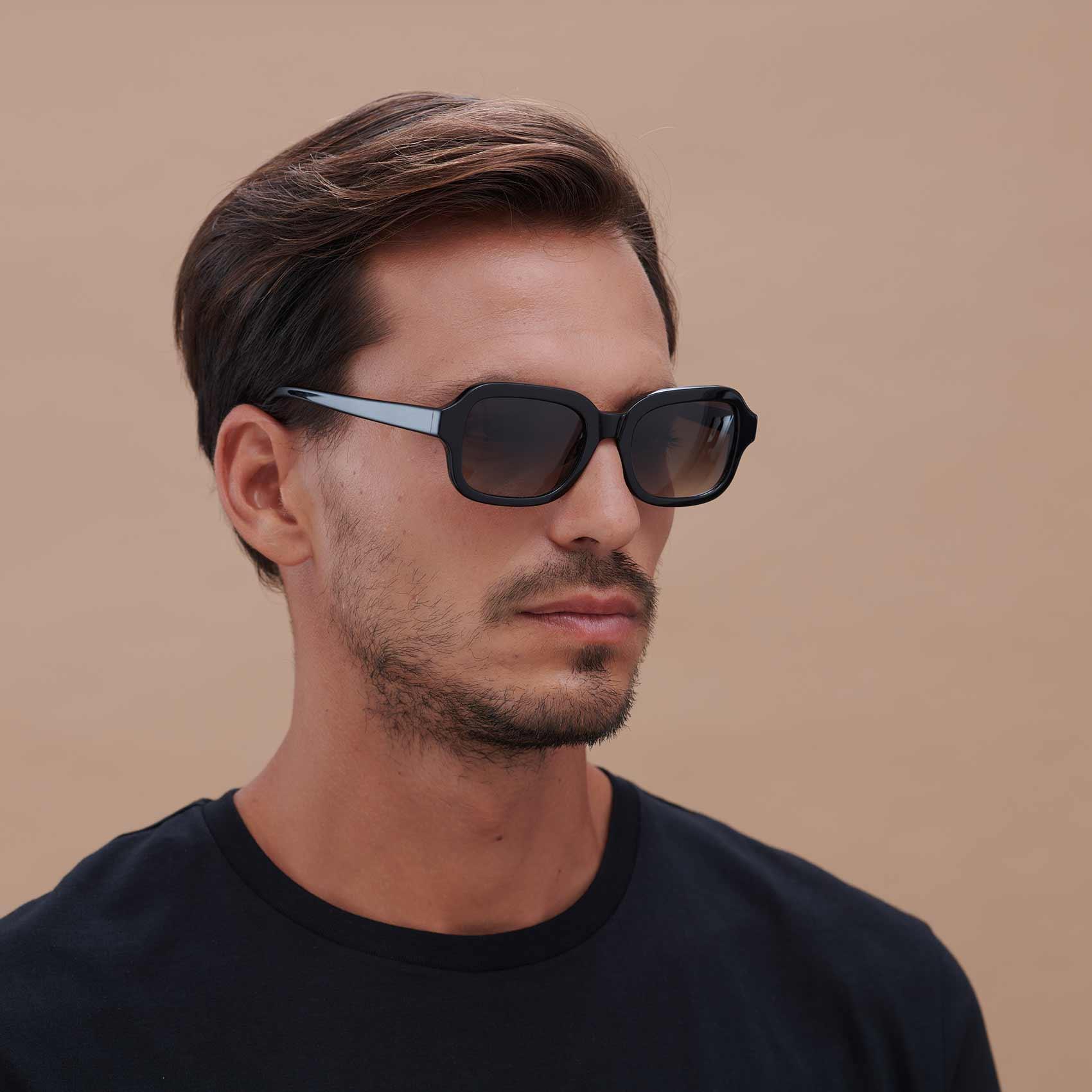 Gafas de sol amplias para hombre o mujer